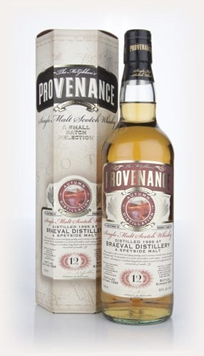 Braeval 12 Year Old 1999 (Cask 8887) - Provenance (Douglas Laing)