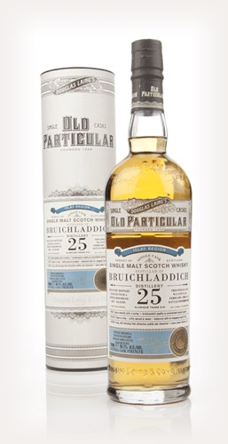 Bruichladdich 25 Year Old 1988 (cask 10126) - Old Particular (Douglas Laing)