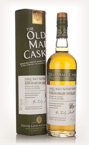 Bunnahabhain 16 Year Old 1997 (cask 10128) - Old Malt Cask (Hunter Laing)