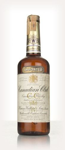 Canadian Club Whisky - 1971
