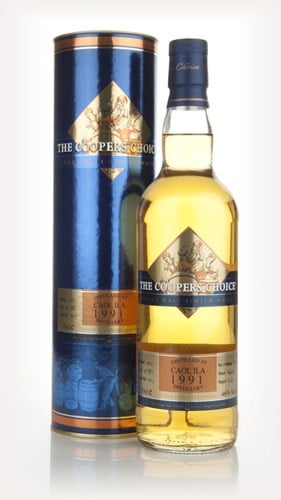 Caol Ila 20 Year Old 1991 - The Coopers Choice (The Vintage Malt Whisky Co.)