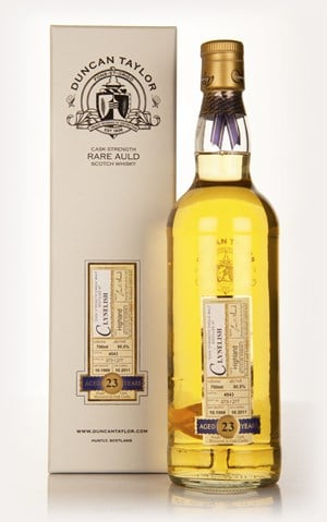 Clynelish 23 Year Old 1988 - Rare Auld (Duncan Taylor)