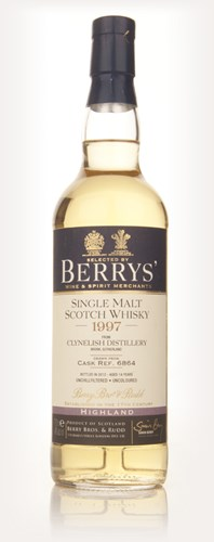 Clynelish 14 Year Old 1997 (cask 6864) - (Berry Bros. & Rudd)