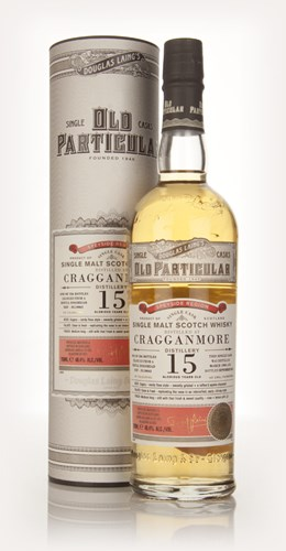 Cragganmore 15 Year Old 1998 (cask 10063) - Old Particular (Douglas Laing)
