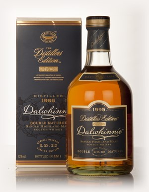 Dalwhinnie 1995 (bottled 2011) Oloroso Cask Finish - Distillers Edition