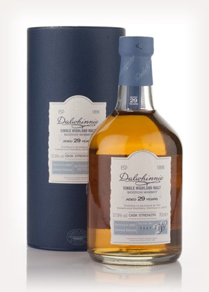 Dalwhinnie 29 Year Old