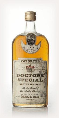 Doctor's Special Scotch Whisky