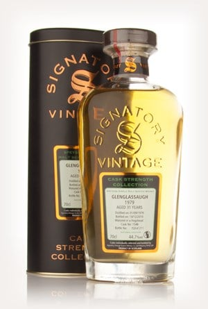 Glenglassaugh 31 Year Old 1979 - Cask Strength Collection (Signatory)