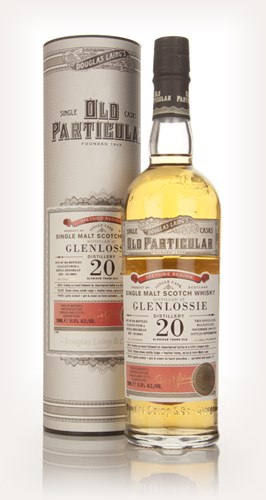 Glenlossie 20 Year Old 1992 (cask 10061) - Old Particular (Douglas Laing)