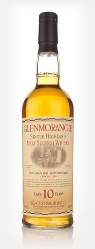 Glenmorangie 10 Year Old 1992 Cask 1285