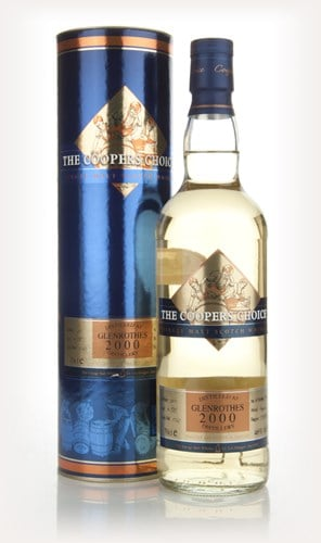 Glenrothes 10 Year Old 2000 - The Coopers Choice (Vintage Malt Whisky Co.)