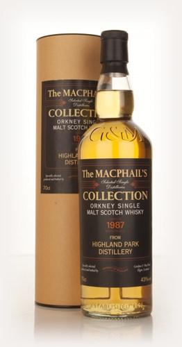 Highland Park 1987 - The MacPhail's Collection (Gordon & MacPhail)