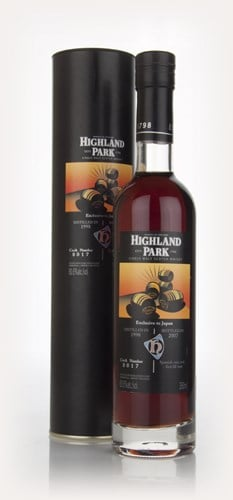 Highland Park 1998 (cask 8017) - Japan Exclusive