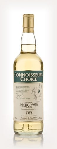 Inchgower 1993 - Connoisseurs Choice (Gordon and MacPhail)