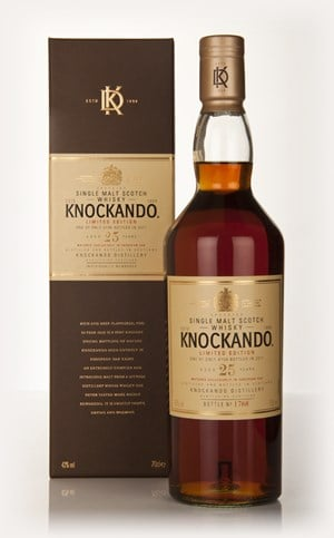 Knockando 25 Year Old (2011 Release)