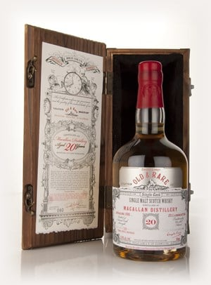 Macallan 20 Year Old 1990 - Old and Rare Platinum (Douglas Laing)
