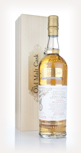 Port Ellen 30 Year Old 1979 - Old Malt Cask Commemorative (Douglas Laing)