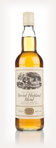 The Society's Special Highland Blend - 1970s