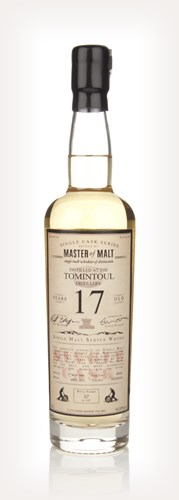 Tomintoul 17 Year Old 1995 - Single Cask (Master of Malt)