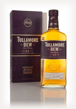 Tullamore Dew 12 Year Old Special Reserve
