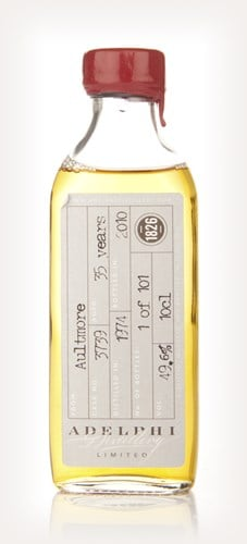 Aultmore 35 Year Old 1974 (Adelphi) 10cl
