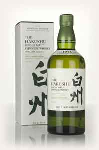 The Hakushu Single Malt Whisky - Distiller's Reserve