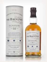 Balvenie Signature 12 Year Old Batch 004