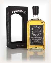BenRiach 19 Year Old 1996 - Small Batch (WM Cadenhead) 3cl Sample