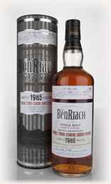BenRiach 26 Year Old 1985 Peated Pedro Ximénez Cask Finish