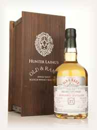 Benrinnes 27 Year Old 1985 - Old & Rare Platinum (Hunter Laing)