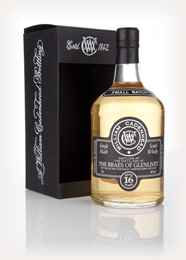 Braes Of Glenlivet 16 Year Old - Small Batch (WM Cadenhead)