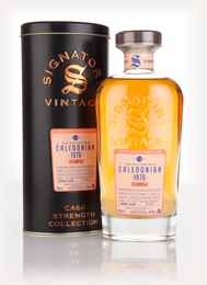 Caledonian 39 Year Old 1976 (cask 900002) - Cask Strength Collection (Signatory) 3cl Sample