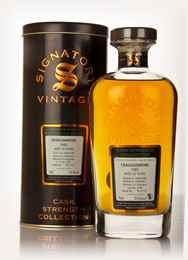 Cragganmore 26 Year Old 1985 Cask 1238 - Cask Strength Collection (Signatory)