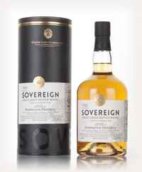 Dumbarton 29 Year Old 1987 (cask 13049) - The Sovereign (Hunter Laing)