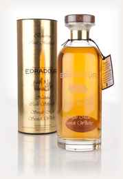 Edradour 12 Year Old 2003 (11th Release) Bourbon Cask Matured Natural Cask Strength - Ibisco Decanter
