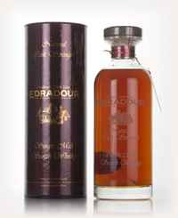 Edradour 14 Year Old 2002 (cask 1422) Natural Cask Strength - Ibisco Decanter