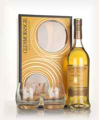 Glenmorangie 10 Year Old - The Original Gift Pack with 2x Glasses