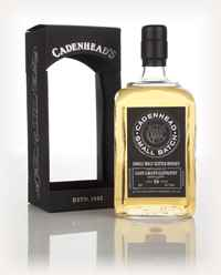 Glen Grant 16 Year Old 1997 - Small Batch (WM Cadenhead) 3cl Sample