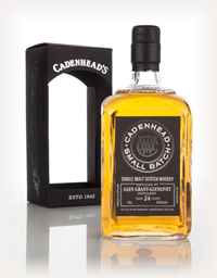 Glen Grant 24 Year Old 1989 - Small Batch (WM Cadenhead)