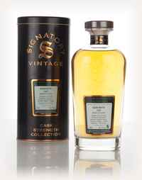 Glen Keith 23 Year Old 1992 (casks 120581 & 120582) - Cask Strength Collection (Signatory)
