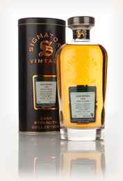 Glenrothes 24 Year Old 1990 (cask 19009) - Cask Strength Collection (Signatory) 3cl Sample