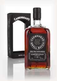 Glenrothes 24 Year Old 1990 - Small Batch (WM Cadenhead)