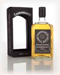 Glenrothes 26 Year Old 1989 - Small Batch (WM Cadenhead) 3cl Sample