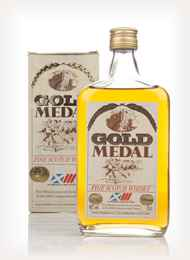Gold Medal Blended Scotch Whisky - 1986