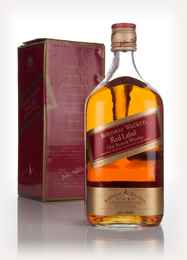 Johnnie Walker Red Label 175cl - 1990s