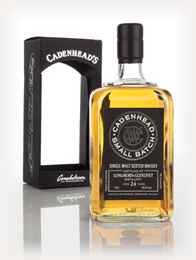 Longmorn 24 Year Old 1990 - Small Batch (WM Cadenhead)