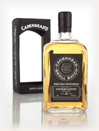 Longmorn 26 Year Old 1987 - Small Batch (WM Cadenhead) 3cl Sample