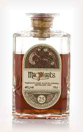 MacPhail's 1960 Sutherland Crystal Decanter