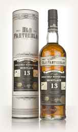 Mortlach 13 Year Old 2004 - Old Particular Consortium of Cards (Douglas Laing)