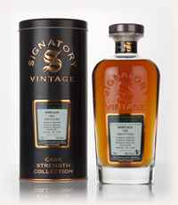 Mortlach 25 Year Old 1991 (cask 4243) - Cask Strength Collection (Signatory)